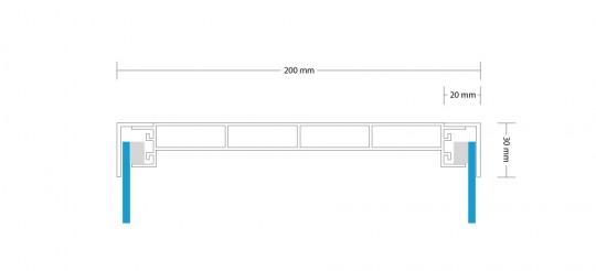Leuchtkasten-beidseitig-scheibe-200mm