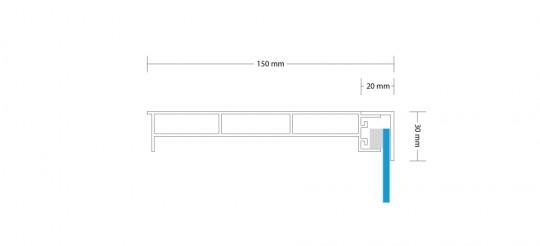 Leuchtkasten-einseitig-scheibe-150mm