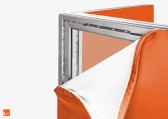 Frameless Textilspannrahmen Unbeleuchtet Beidseitig-05